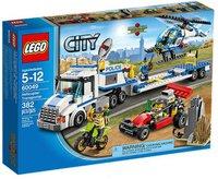 LEGO City - Polizei-Hubschrauber-Transporter (60049)