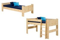 Steens Furniture Ltd Umbauset für Spielbett