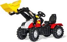 Rolly Toys Steyr Traktor mit Schaufel