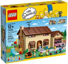 LEGO The Simpsons - House (71006)
