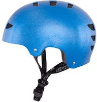 O'Neal Dirt Lid Fidlock ProFit Metalflake blau