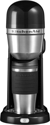 KitchenAid Personal Coffee Maker Onyx Schwarz (5KCM0402EOB)