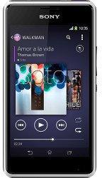 Sony Xperia E1 White ohne Vertrag