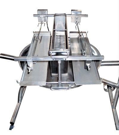 Schneider Grillgerät Vertikalaufsatz 50 cm