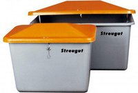 Cemo Streugutbehälter 400 Liter (ohne Entnahmeöffnung)