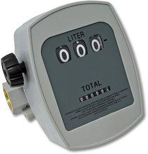 Wiltec Heizöl Zähler 3 bar 10-60l/min
