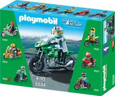 Playmobil Sports & Action - Sports Bike (5524)