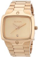 Nixon The Player All Rose Gold