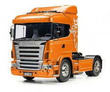 Tamiya Scania R470 Highline Orange Edition Kit (56338)