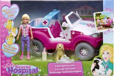 Vivid Animagic Rescue Hostpital Emergency 4x4