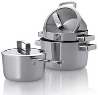 BK Cookware Topf Set Conical Deluxe 4 tlg. (B4395.004)