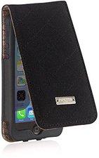 Pipetto Flip Case schwarz (iPhone 5/5S)