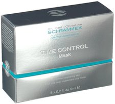 Dr. med. Schrammek Time Control Mask (5 x 6 ml)