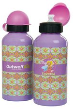 Outwell Flowies Rose Trinkflasche