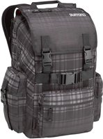 Burton The White Collection Pack pocket protector plaid