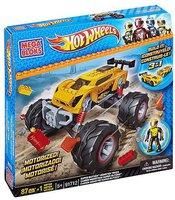 Mega Bloks Hot Wheels - Super Blitzen Monster Truck