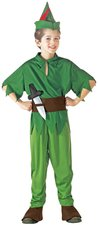 Kultfaktor Peter Pan Kinderkostüm