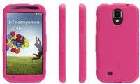 Griffin Protector Schutzhülle pink (Samsung Galaxy S4)