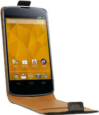 Swiss Charger Flip Case (LG Nexus 4)