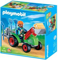 Playmobil 4143 Multifunktions-Traktor