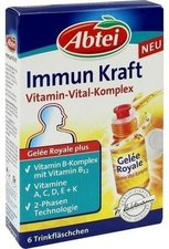 Abtei Immun Kraft Trinkfläschchen (6 Stk.)
