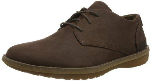 Timberland Earthkeepers Front Country Travel Casual Oxford Dark Brown Oiled (5953R)