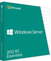 Microsoft Windows Server 2012 Server R2 Essentials 64Bit (OEM) (25 User) (EN)