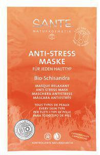 Sante Anti Stress Maske Bio-Schisandra (15 ml)