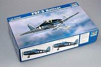Trumpeter 752256 - 1/32 Hellcat F6F 3