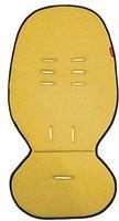 Phil & Teds Cushy Ride Sitzkissen für den Hauptsitz gelb