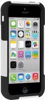 Amzer Double Layer Hybrid Case with Kickstand (iPhone 5C)