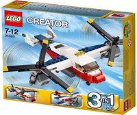 LEGO Creator - 3 in 1 Flugzeug Abenteuer (31020)