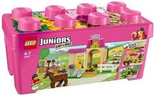 LEGO Juniors Steinebox Ponyhof (10674)