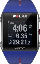 Polar V800 blue red