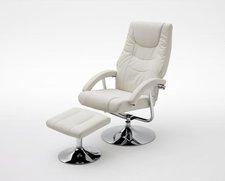 MCA-furniture Relaxsessel Florida weiß