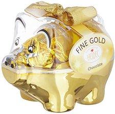 Heidel GOLD-Sparschwein (75 g)