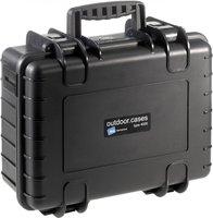 b-w Outdoor Case Typ 4000 incl. RPD schwarz