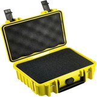 b-w Outdoor Case Typ 500 incl. SI gelb