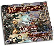 Paizo Publishing Pathfinder Adventure Card Game: Rise of the Runelords Base Set (englisch)
