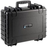 b-w Outdoor Case Typ 5000 leer schwarz