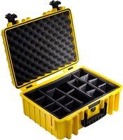 b-w Outdoor Case Typ 5000 incl. RPD gelb