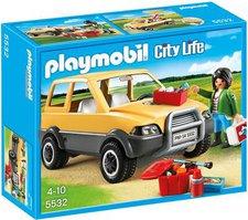 Playmobil City Life - Tierärztin mit PKW (5532)