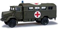 Herpa MAN 630 Koffer-LKW