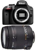 Nikon D3300 Kit 18-250 mm [Sigma]