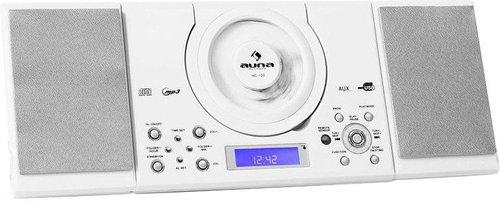 Auna MC-120 weiß