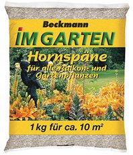 Beckmann - Im Garten Hornspäne 1 kg