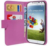 PEDEA Book Cover hot pink (Galaxy S4)