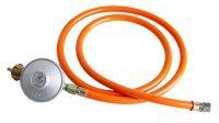 Paella World Gasdruckminderer mit Gasschlauch