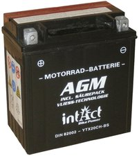 IntAct Bike Power AGM 12V 18Ah (82002)