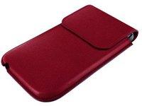 Piel Frama Unipur Ledertasche burgundy (iPhone 5)